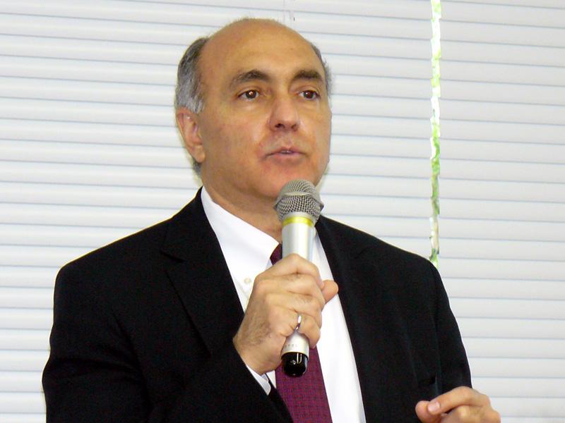 米Meru Networks プレジデント兼CEOのイハブ・アブー・ハキマ氏