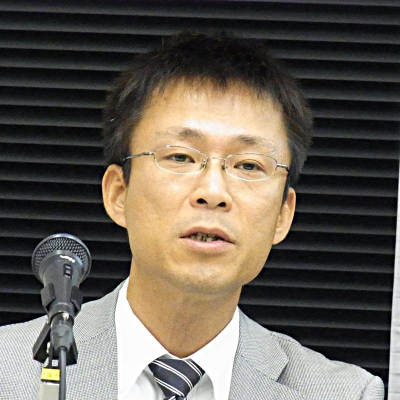 代表取締役社長 豊田浩文氏