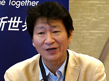 日本HP パーソナルシステムズ事業統括の岡隆史取締役副社長執行役員