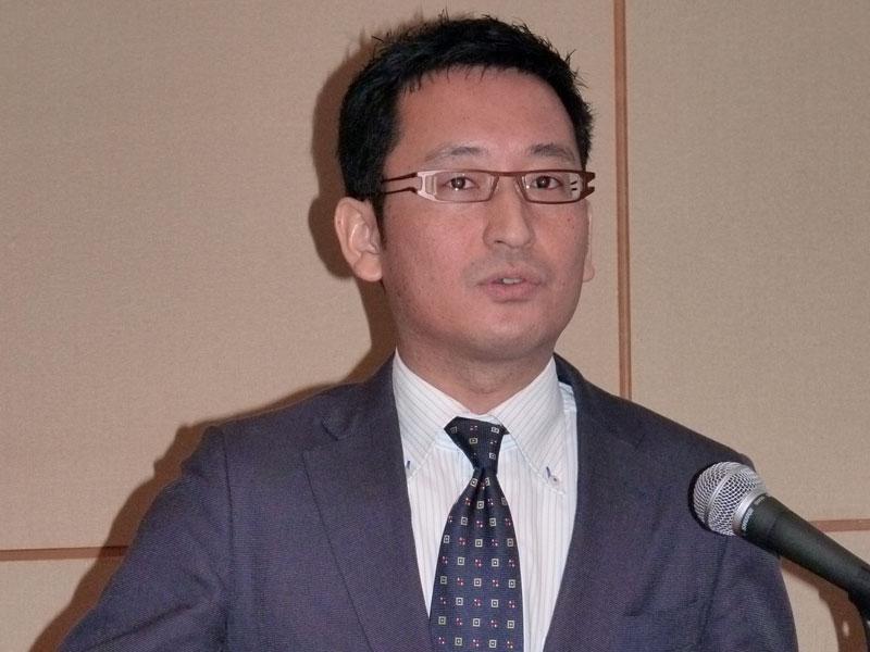 オーシャンブリッジ 代表取締役社長の高山知朗氏