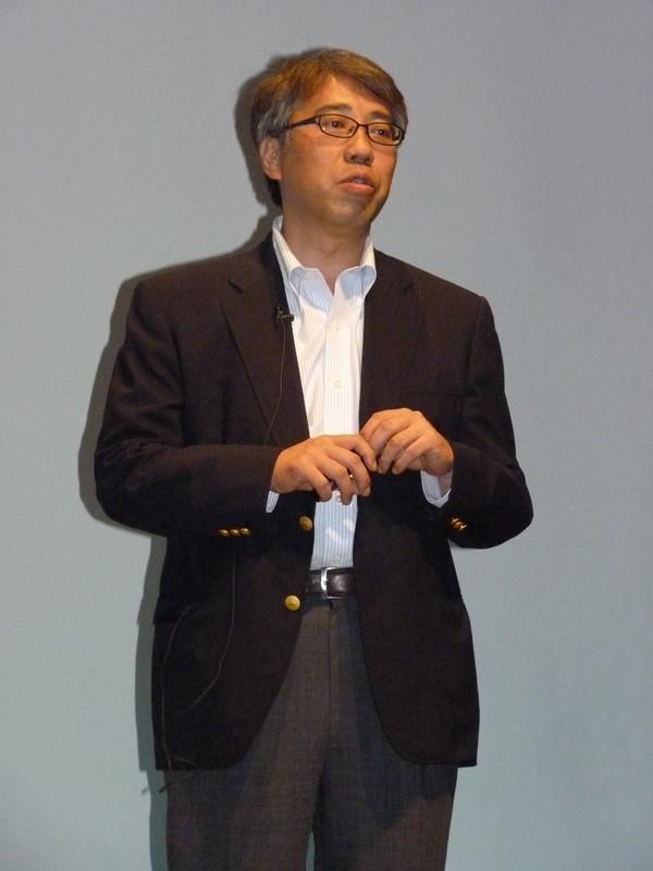 富士通株式会社 クラウドビジネス推進室 有馬啓修室長
