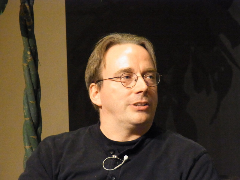 Linus Torvalds氏