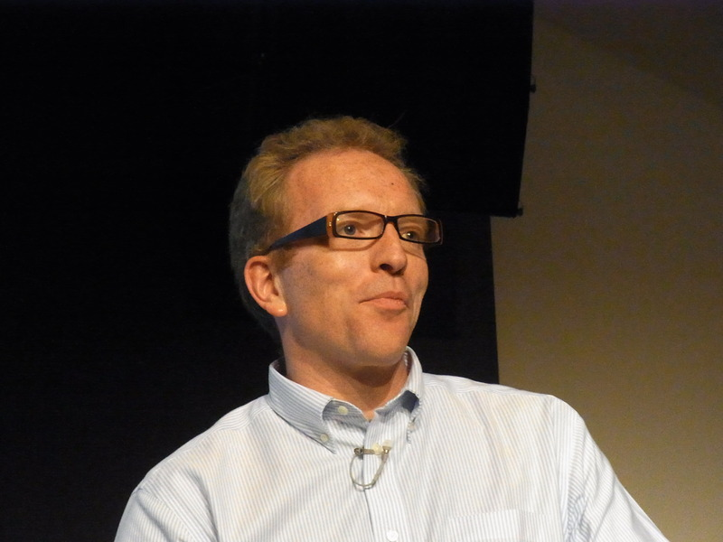Intel社Linux and Open Source Technologist、Dirk Hohndel氏