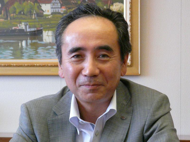 富士通 執行役員 ストレージシステム事業本部長の五十嵐一浩氏