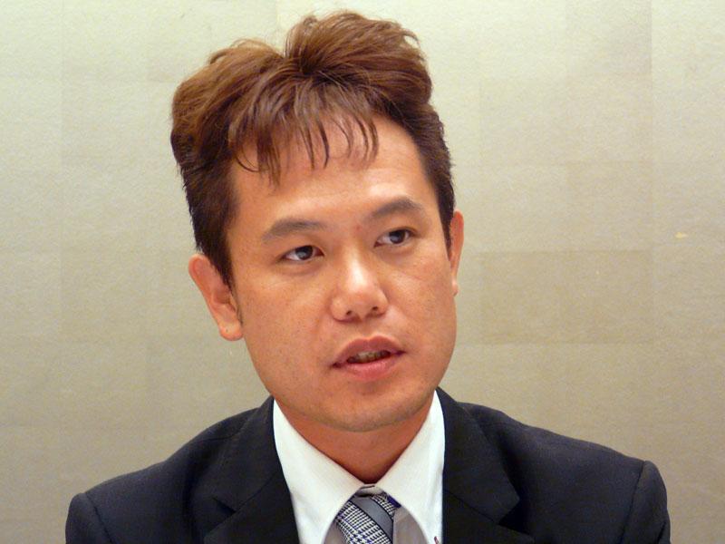 ティーケーネットサービス武田勇人社長