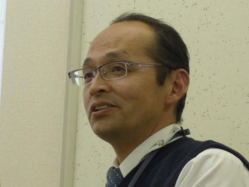 学校法人電波学園 高山敏昌氏