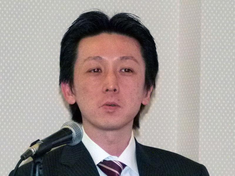 RSA事業本部 マーケティング部 プリンシパル・マーケティング・プログラムマネージャーの水村明博氏