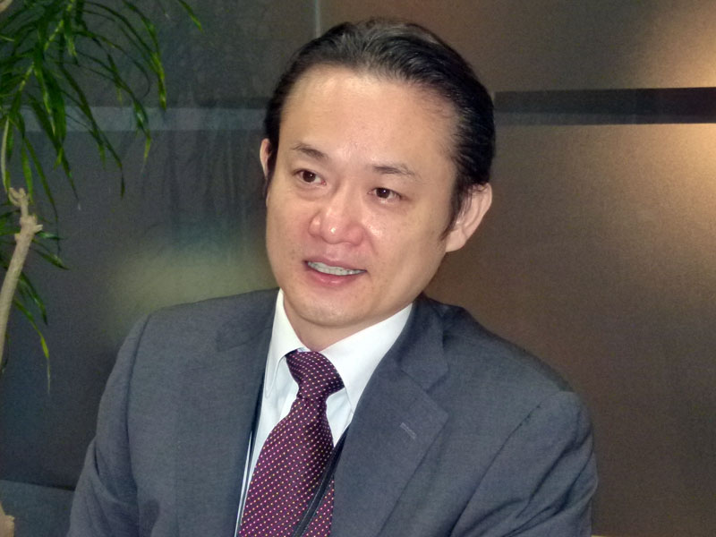 コンカー代表取締役社長の三村真宗氏