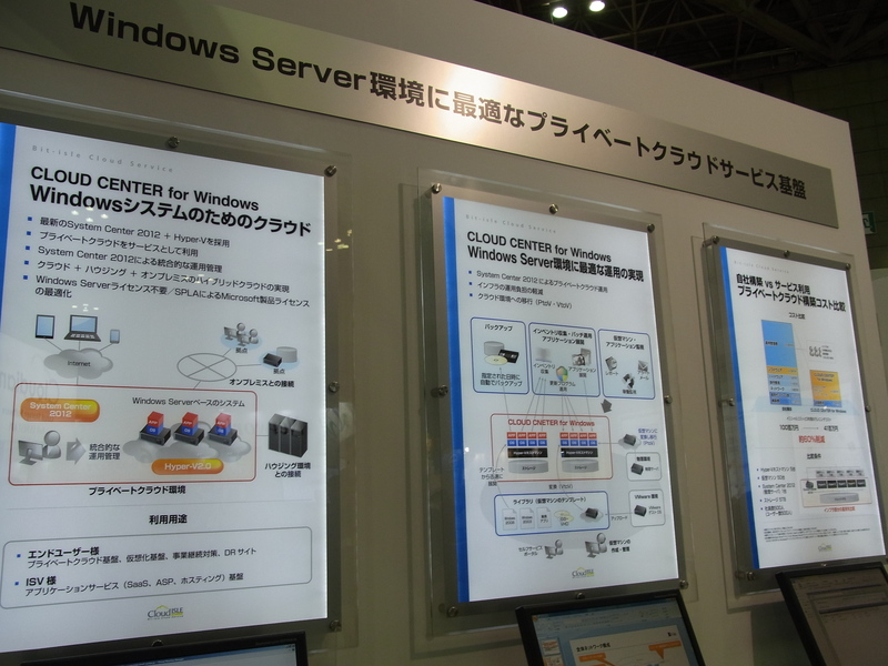 CLOUD CENTER for Windowsの説明