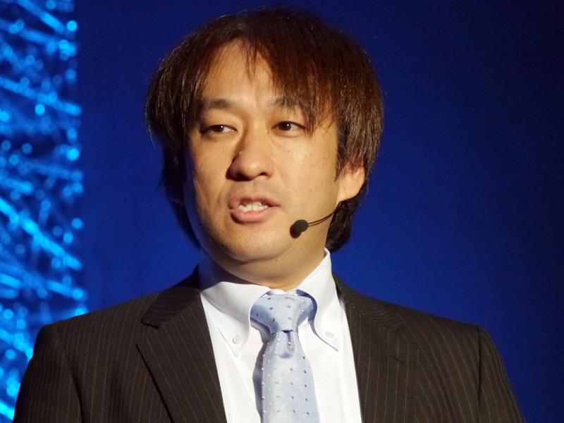 テクニカル・ソリューション・エバンジェリストの西脇資哲氏