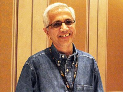 データベースサービス部門のバイスプレジデント兼ゼネラルマネージャ ラジュ・グラバニ氏