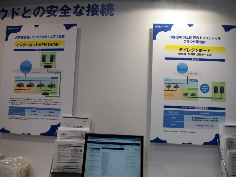 VPNや専用線を使った接続サービス