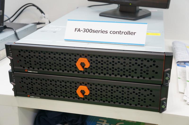 SSDによるSANストレージのPure Storage