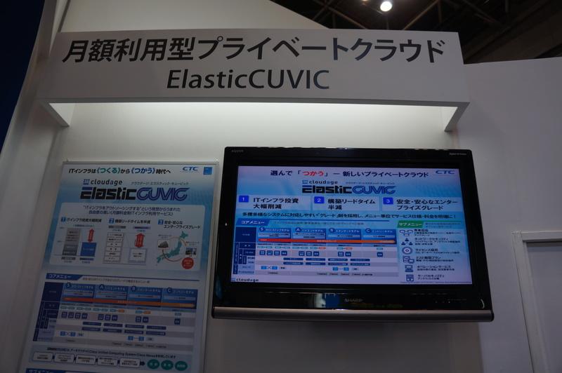 4グレードからなる月額課金の「ElasticCUVIC」