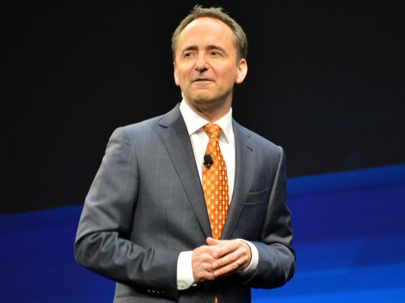SAP 共同CEOのジム・ハガーマン・スナーベ氏