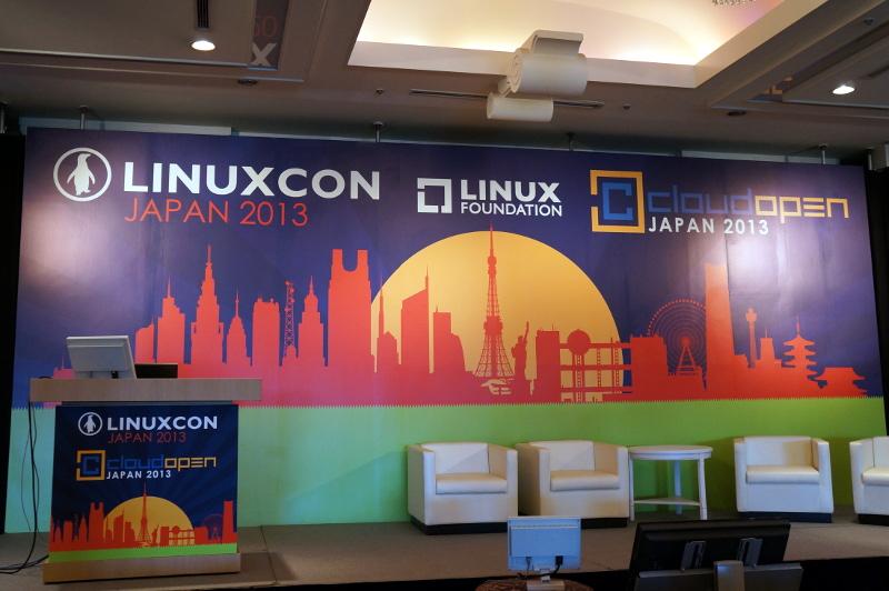 LinuxCon Japan 2013