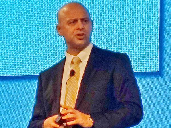 HP アジアパシフィック&日本 ストレージ担当 バイスプレジデント兼ジェネラルマネージャー Mike Prieto氏