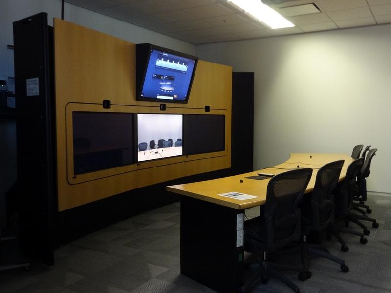 HP Haloが体験できる部屋