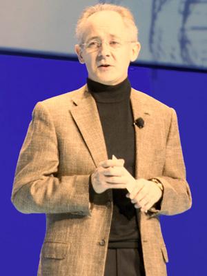 IBM グローバルテクノロジーサービス シニア・バイスプレジデントのErich Clementi氏
