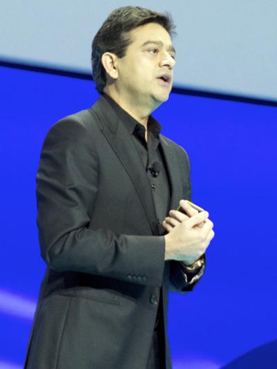 IBM クラウド/スマーター・インフラストラクチャ担当ゼネラルマネージャーのDeepak Advani氏