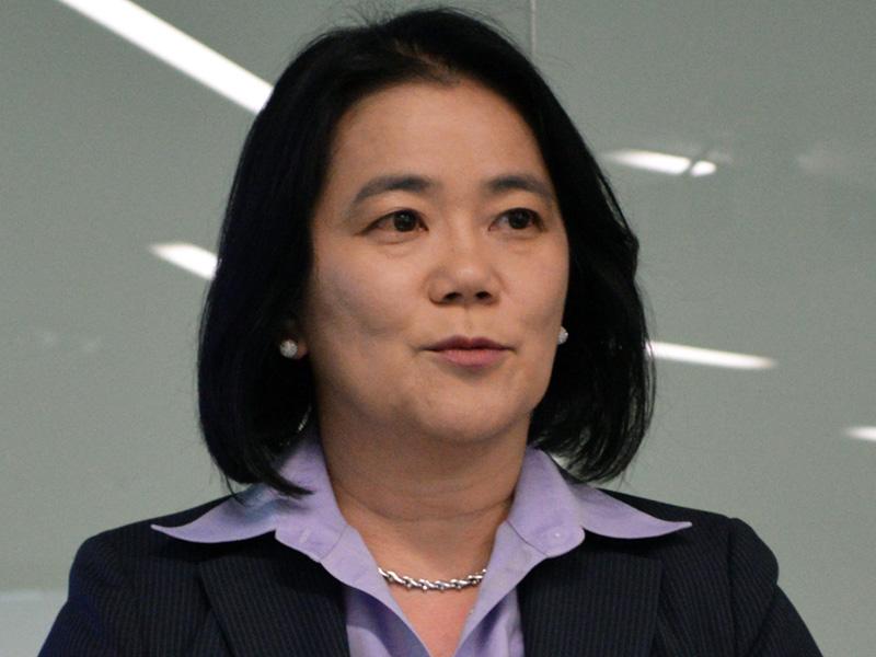 日本IBM ソフトウェア事業本部 クラウド・SaaSビジネス開発担当の高橋正子氏