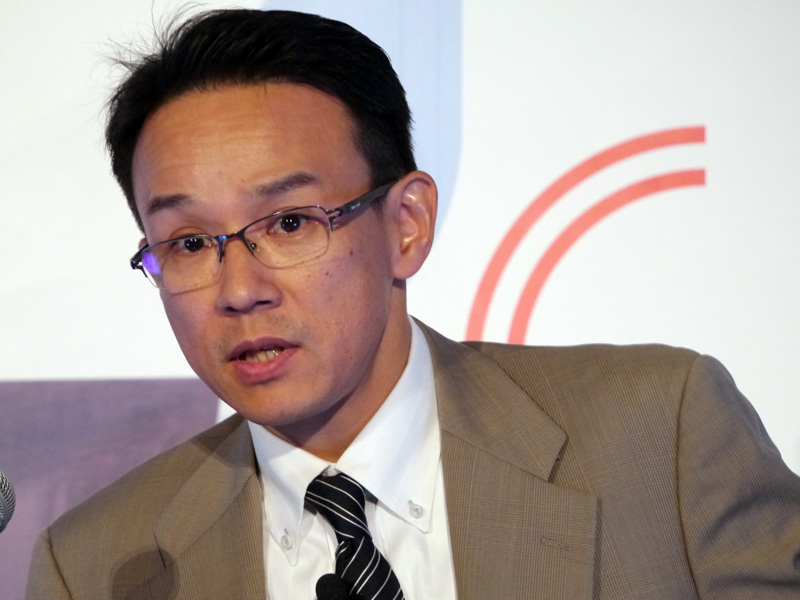 日本IBM グローバル・テクノロジー・サービス事業本部 技術理事の山下克司氏