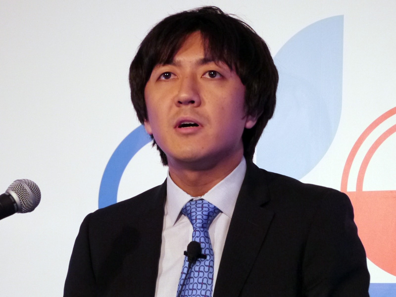 日本IBM グローバル・テクノロジー・サービス事業本部 クラウド事業統括の宇藤岬氏