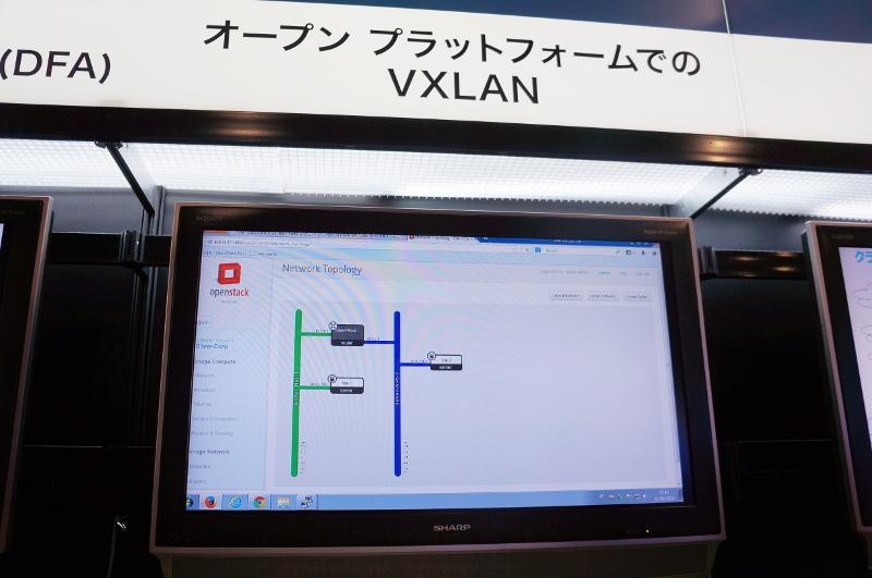 Nexus 1000VとOpenStackによりVXLANを自動的に設定