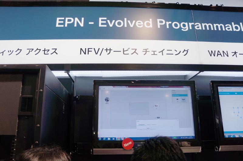 NFVによるサービスチェイニングを実現するCisco ESP