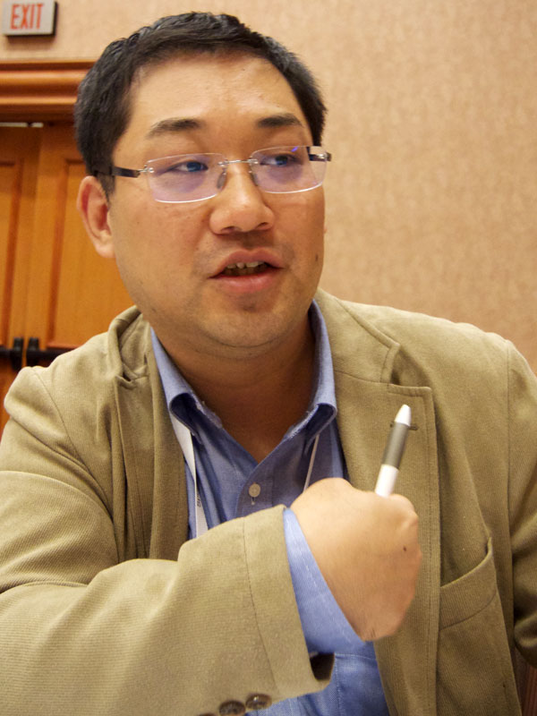 日本航空 Web販売部 1to1マーケティンググループ アシスタントマネジャーの渋谷直正氏
