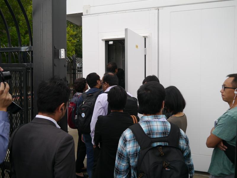 アジア太平洋地域のメディアを対象にDell Modular Data Centerが公開された