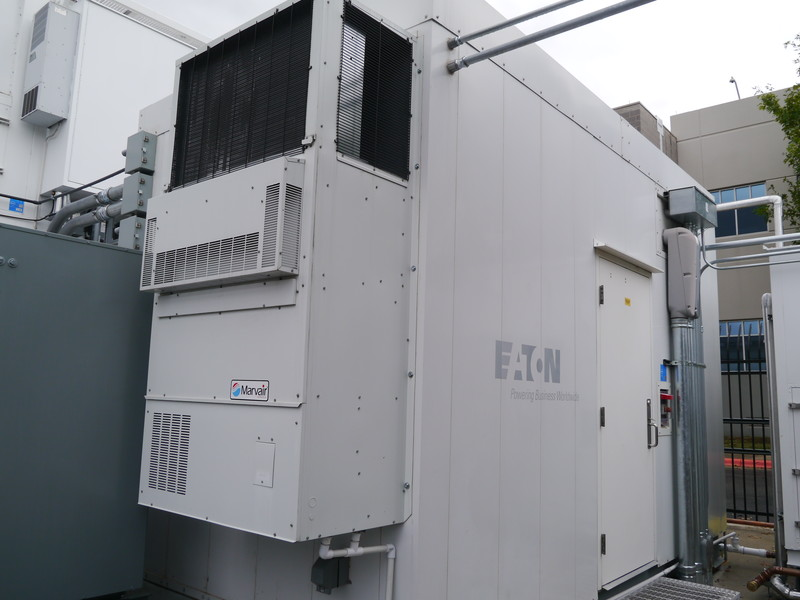Dell Modular Data Centerの電源部