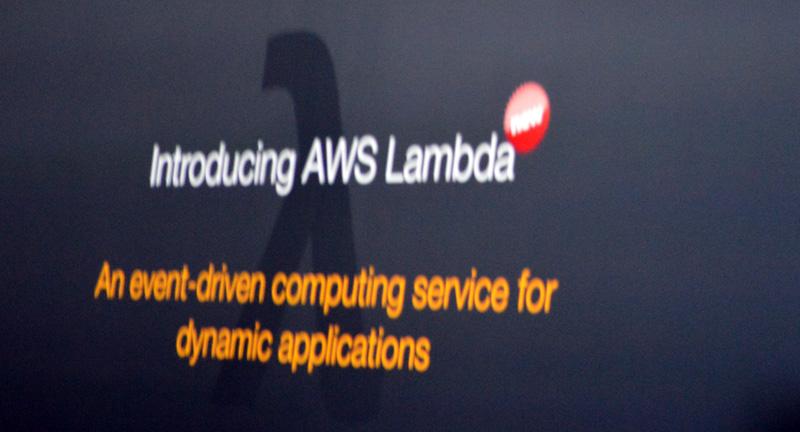 「AWS Lambda」はクラウド上でダイナミックにコードを実行するコンピューティングプラットフォーム