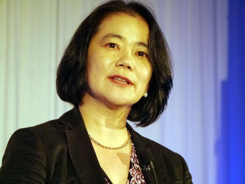 日本IBM ソフトウェア事業本部クラウド・プラットフォーム事業部の高瀬正子事業部長