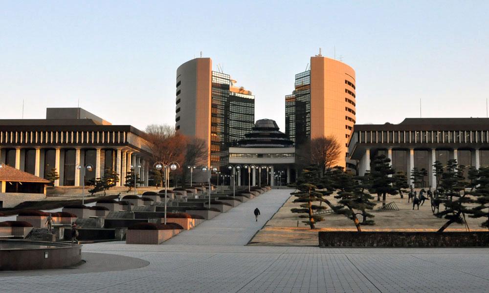 東京工科大・八王子キャンパス