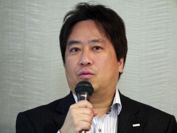 ブルースター 代表取締役社長の坂本光正氏