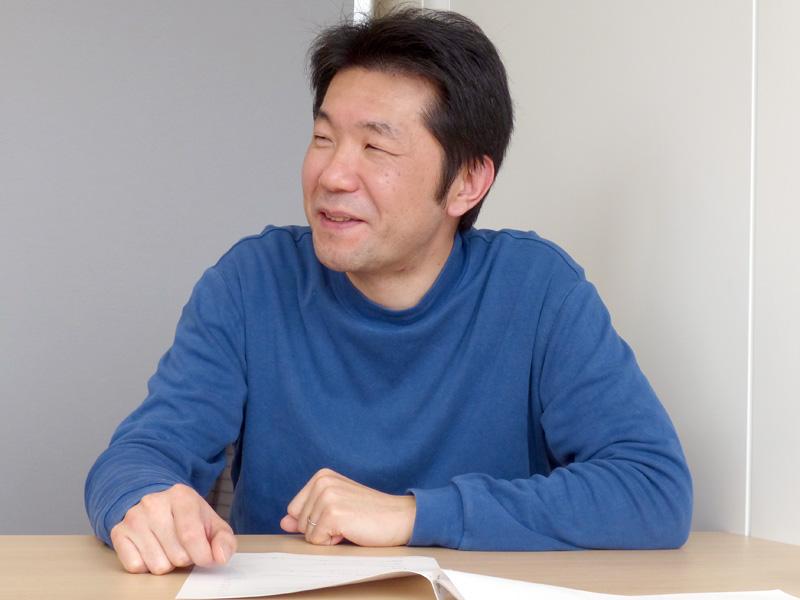 清水理史氏