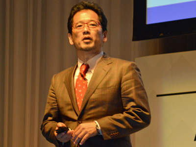 リクルートテクノロジーズ 代表取締役社長 中尾隆一郎氏