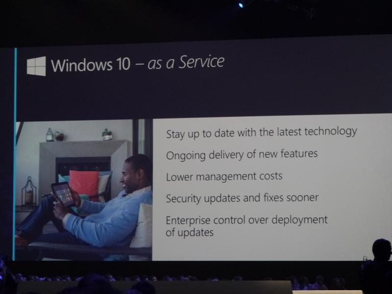 Windows 10 as a Service