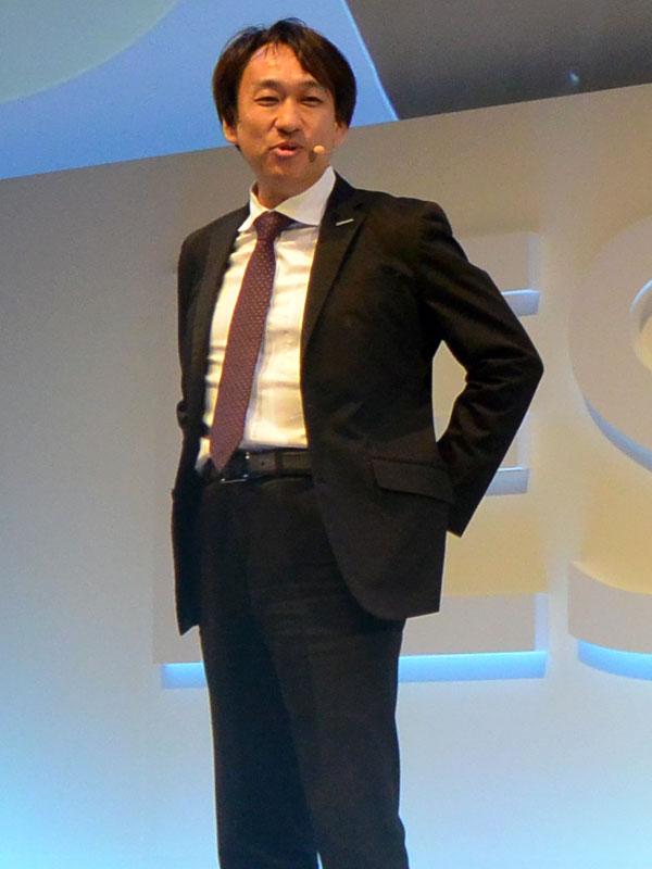 日本マイクロソフト 業務執行役員 エバンジェリストの西脇資哲氏