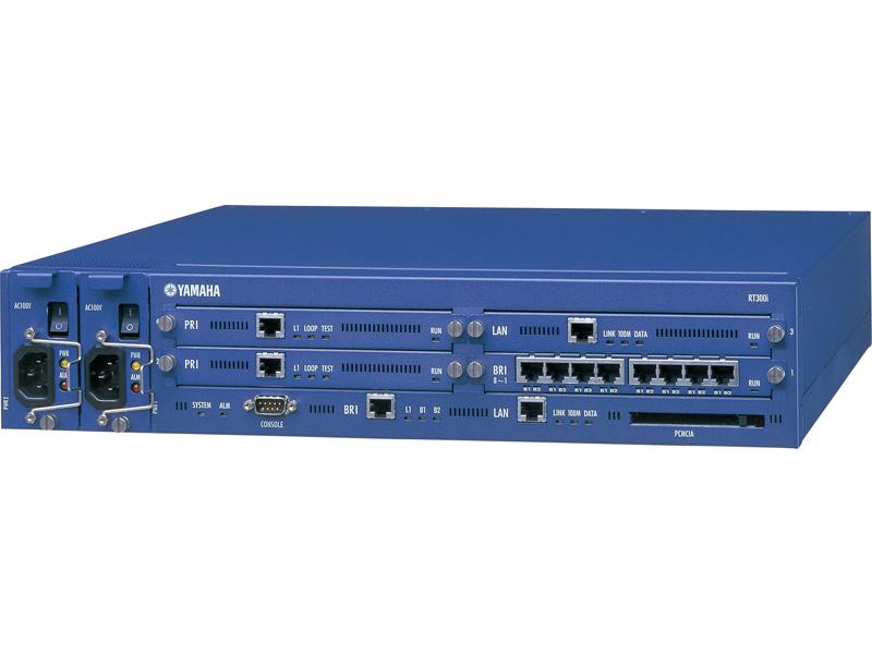 青色ルータの1つ、RT300i