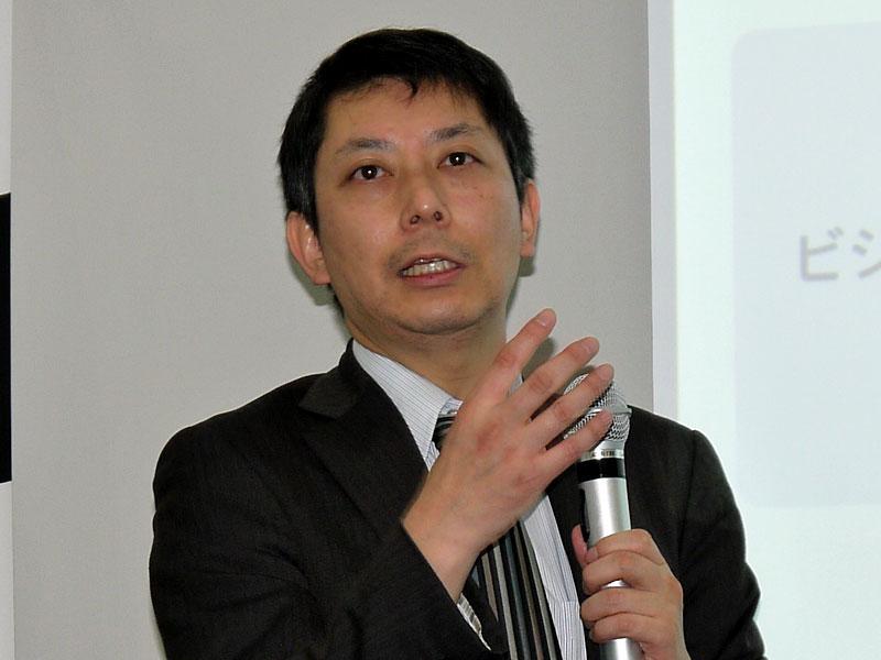 レノボ・ジャパン システムズ・エンジニア本部 ソリューションスペシャリスト部 部長の早川哲郎氏