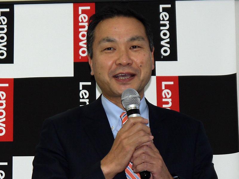 ニュータニックス・ジャパン 日本法人代表マネージングディレクターの安藤秀樹氏