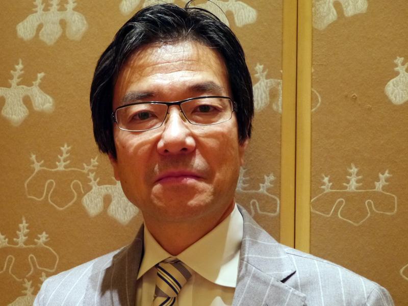 日本マイクロソフトの樋口泰行会長