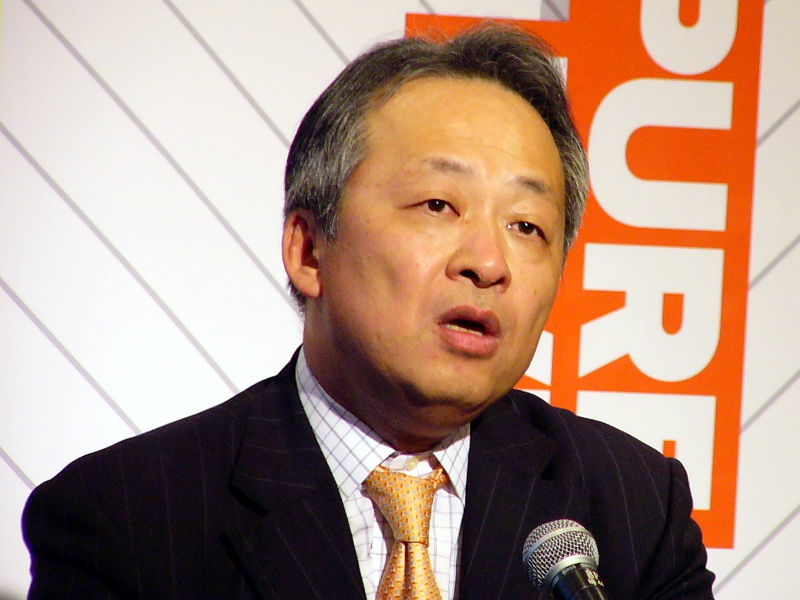 ピュア・ストレージの代表取締役、山田秀樹氏