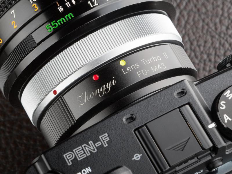 レンズターボIIは焦点工房にて税込1万9,500円。フォーカルレデューサーとしては低価格だ