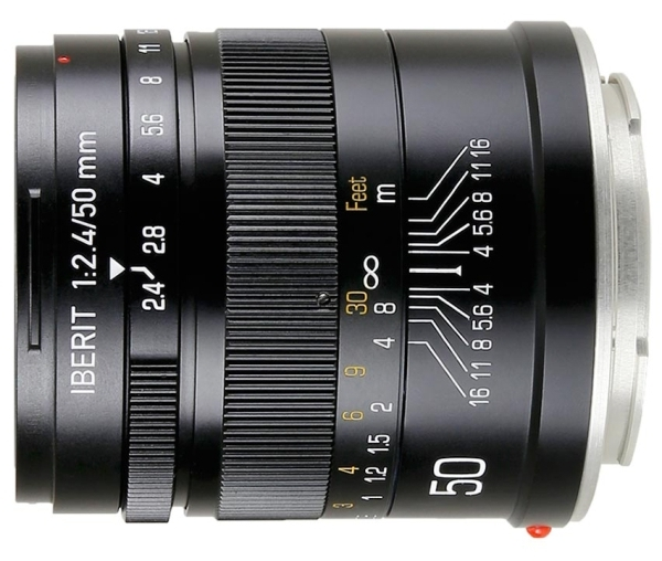 IBERIT 50mm f/2.4