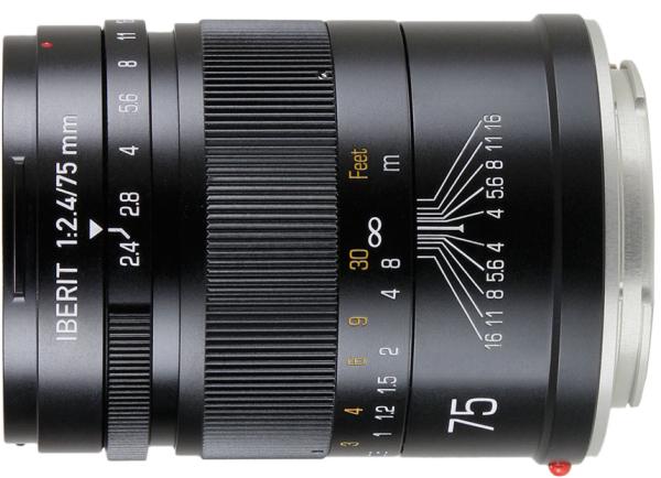 IBERIT 75mm f/2.4
