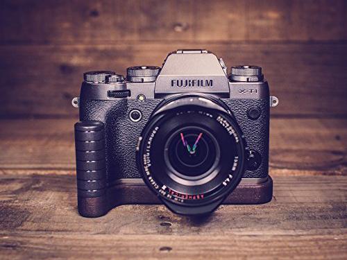FUJIFILM X-T1への装着例