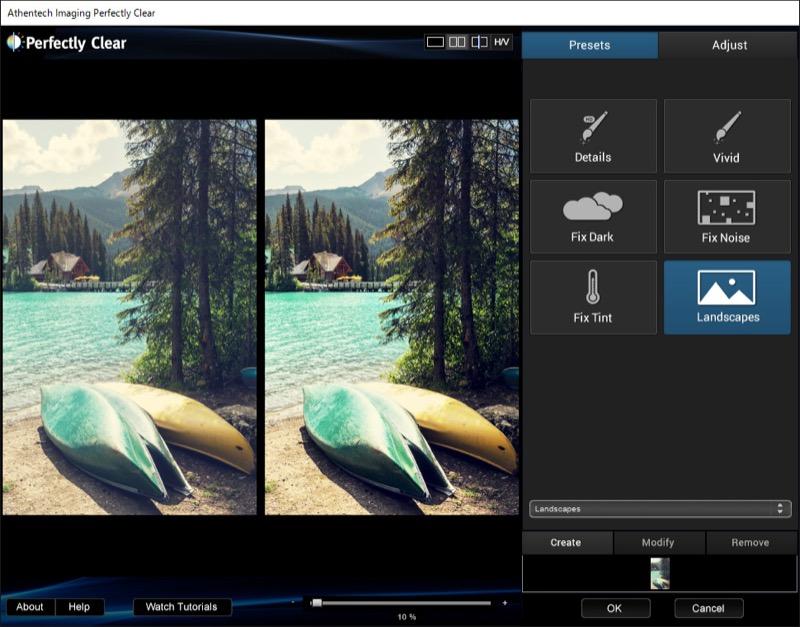 1クリックで画像を自動補正する「Perfectly Clear 2 SE」